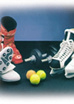 Sport and fitness flooring